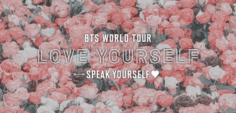 BTS(防弾少年団)2019SYSワールドツアー